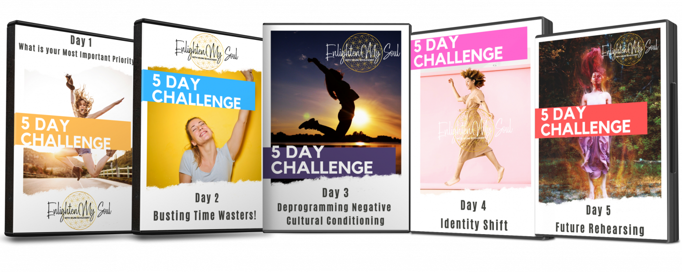 5 Day Challenge 5 Pack