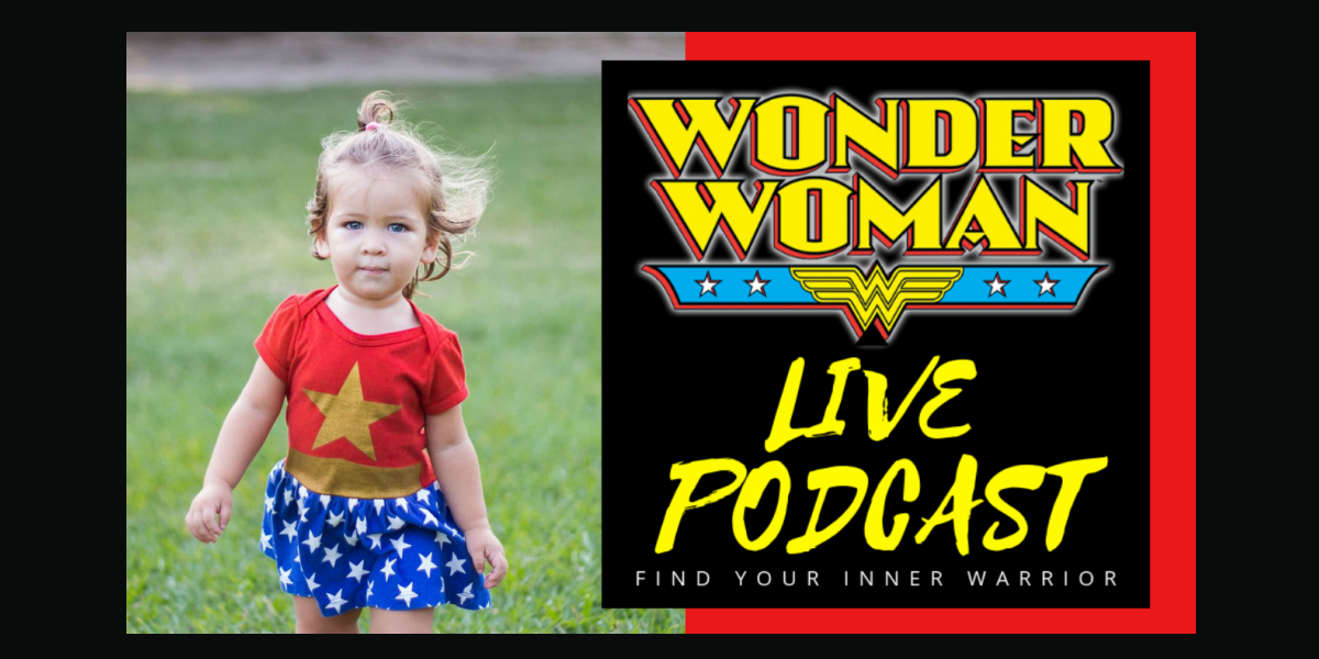 Wonder Woman Live Cover